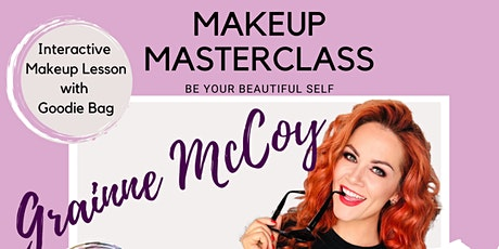 Makeup Masterclass with Grainne McCoy - Belfast -May tickets