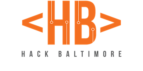 Hack Baltimore 2020 Sponsorship tickets