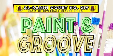 Al-Karim Presents Paint & Groove tickets