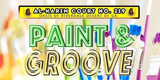 Al-Karim Presents Paint & Groove