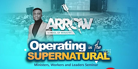 Arrows School of Ministry tickets
