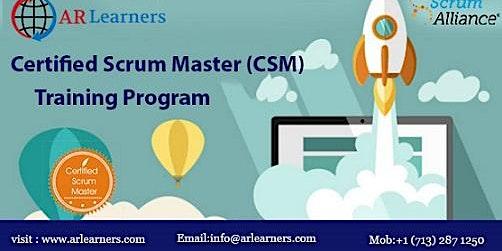 CSM Certification Training in Richmond, VA, USA