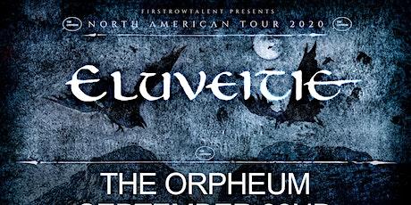 Eluveitie @ The Orpheum tickets