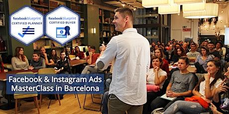 Facebook & Instagram Ads MasterClass #21 | 31st Mar. 2020 entradas