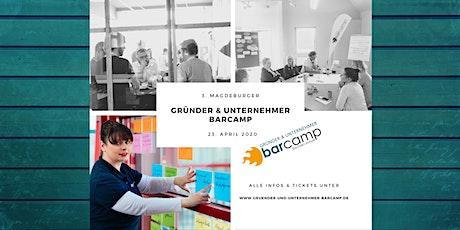 3. Magdeburger Gründer & UnternehmerBarCamp Sachsen-Anhalt Tickets