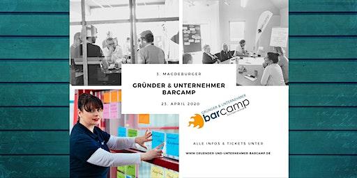 3. Magdeburger Gründer & UnternehmerBarCamp Sachsen-Anhalt