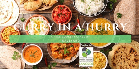 Curry In A Hurry (And On A Budget) tickets