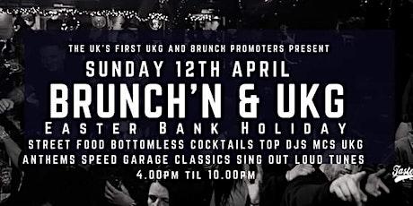 Brunch'n UKG Easter Bank Holiday tickets
