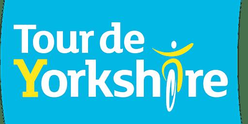 Tour de Yorkshire community roadshow in Saltburn