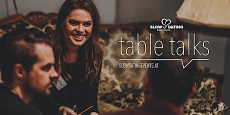 Table talks by Slow Dating Events Vienna: Be my own Valentine Tickets