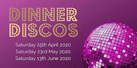 Dinner Discos 2020   Reigate Manor tickets