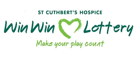 St Cuthbert's Hospice Win Win Lottery Sales Promoter  Interviews tickets