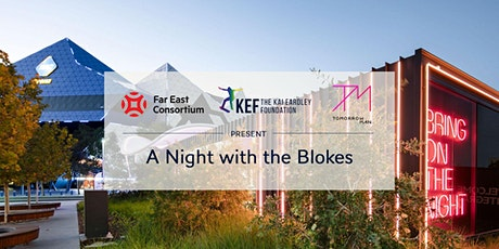 A Night With The Blokes tickets