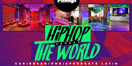 Hip Hop vs The World @ Hudson Terrace tickets