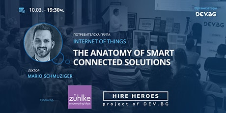 IoT: The anatomy of smart connected solutions tickets