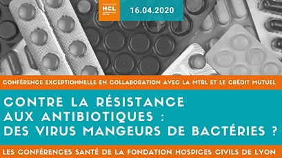 Contre la résistance aux antibiotiques : des virus mangeurs de bactéries ? tickets