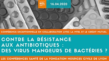 Contre la résistance aux antibiotiques : des virus mangeurs de bactéries ?