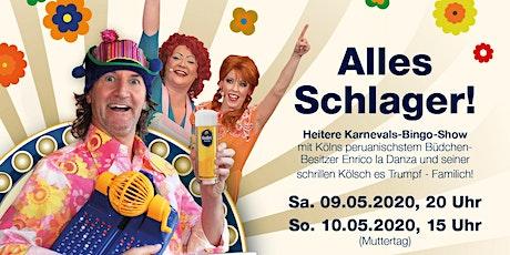Enricos Büdchen Bingo - Hossa, Hossa, Hossa (1) Tickets