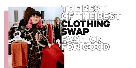 The Best of the Best - Clothing Swap tickets