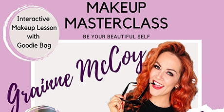 Makeup Masterclass with Grainne McCoy - Dundalk, Ireland tickets