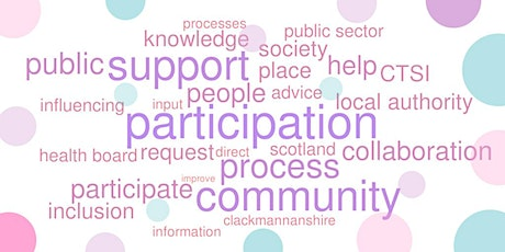 Influencing services in Clackmannanshire using participation requests tickets
