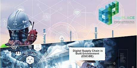 DigiPLACE/DSCiBE Workshops - Oslo, Norway 25- 26 Mar 2020 tickets