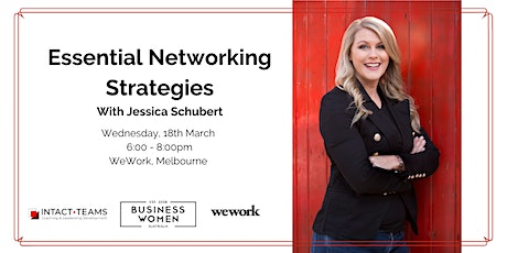 Melbourne, BWA: Essential Networking Strategies tickets