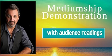 Geraldton Mediumship Demonstration tickets
