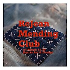 ReJean Mending Club tickets