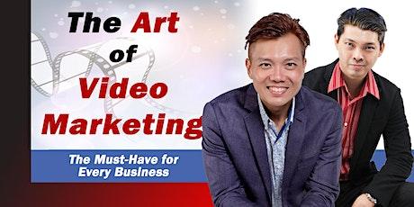 The Art of Video Marketing (21 Feb 2020) tickets