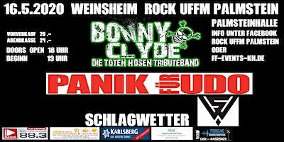 1. Rock uffm Palmstein in Weinsheim