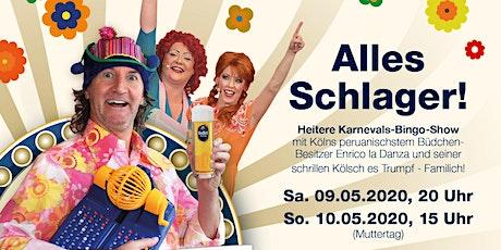 Enricos Büdchen Bingo - Hossa, Hossa, Hossa (2) Tickets