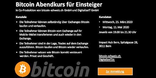 Professioneller Bitcoin Abendkurs