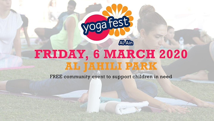 Yogafest Al Ain image