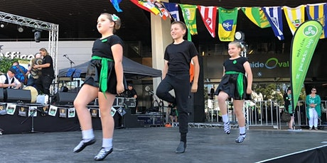 Learn to Irish Dance for St Patrick's Day! Glenelg North tickets