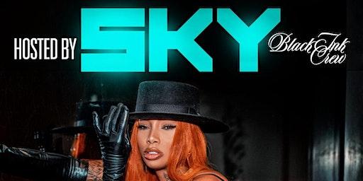 Sky from Black Ink Crew @ SOB's