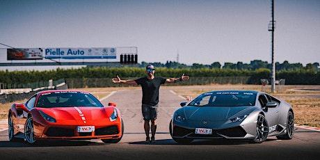 Guida una Ferrari & una Lamborghini, all'Autodromo di Pergusa ad Enna [EN] biglietti