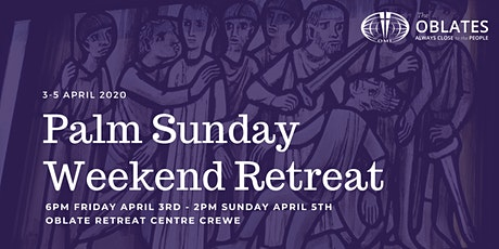 Palm Sunday Weekend Retreat  tickets