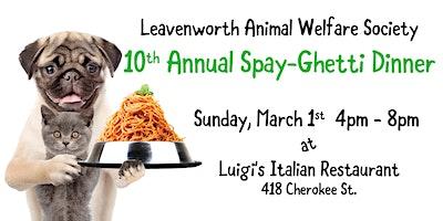 LAWS Spay-ghetti Dinner Fundraiser