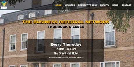 Business Referral Network Weekly Meeting tickets