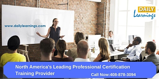 PMP (Project Management) Certification Training in Pierre