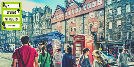 Living Streets Scotland Walking Summit 2020 - Edinburgh tickets