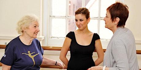Ballet for Older Learners: Progressions CPD Workshop (London) tickets