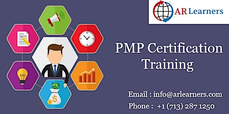 PMP Certification Training in Little Rock, AR,USA tickets