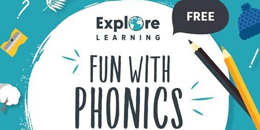 Winchcombe Library - Free Explore Learning Fun With Phonics Workshop