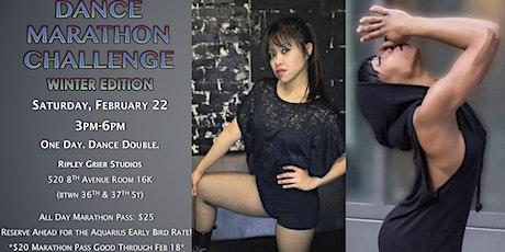 Dance Marathon Challenge - Winter Edition tickets