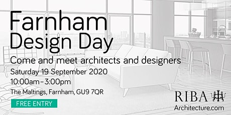 Farnham Design Day 2020 tickets