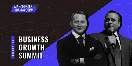 Business Growth Summit - Manchester tickets