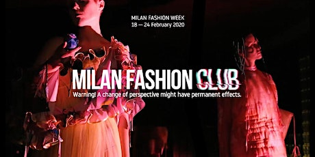 Milan Fashion Club | ALL EVENTS biglietti