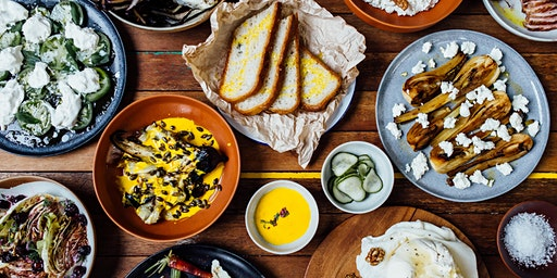 MidSummer Feast Supper Club at The Mowbray